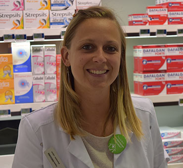 Laura Debouverie - Pharmacienne adjointe